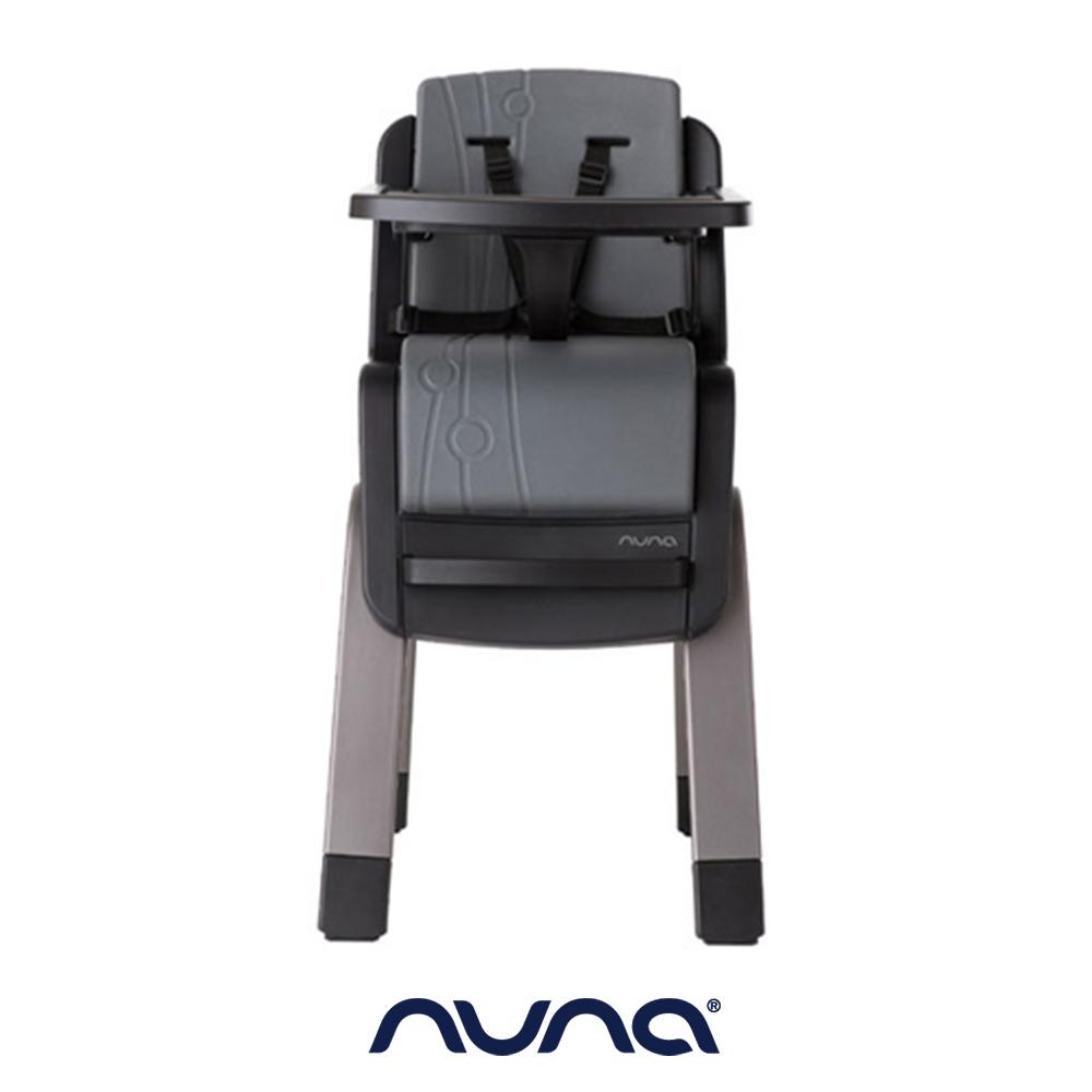 荷蘭 nuna-ZAAZ高腳椅(黑灰/橘/翡翠綠)