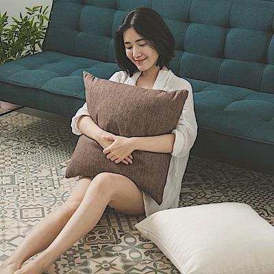 cheri 純棉緹花抱枕 (2色可選)