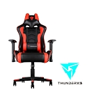 【ThunderX3】TGC22 競速超跑電競賽車椅(黑紅色)