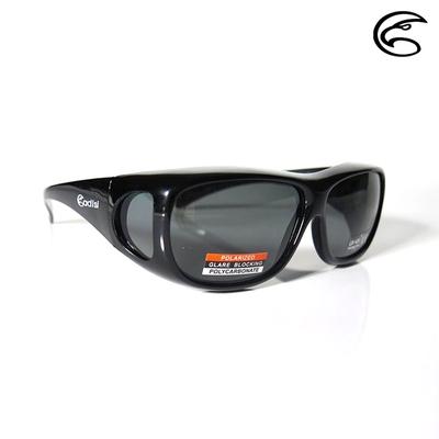 ADISI 偏光太陽眼鏡 ST-1393 / 套鏡 護目鏡 單車眼鏡 運動眼鏡