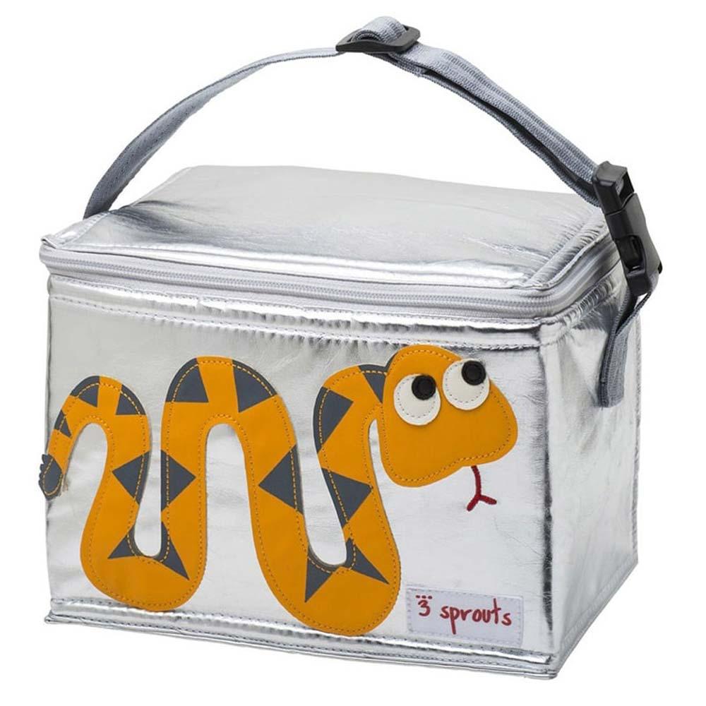 加拿大 3 Sprouts 保冷保溫手提袋 - 小蛇 保冷袋 保溫袋 便當袋
