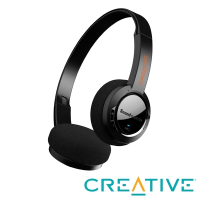 Creative SB JAM V2 耳罩式藍芽耳機