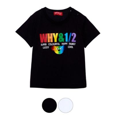 WHY AND 1/2 mini 吸濕排汗T恤-親子裝 1Y~4Y 多色可選