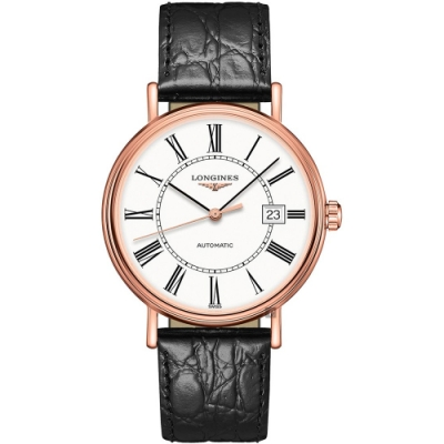 LONGINES 浪琴 Presence 羅馬機械錶-40mm L49221112