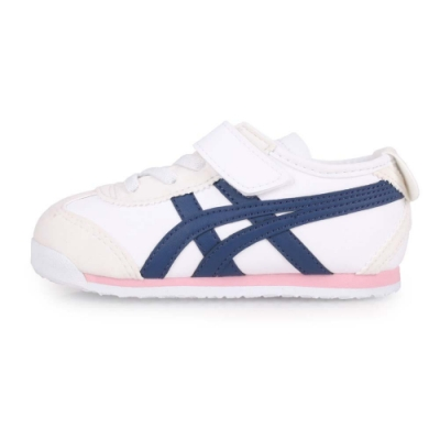 ASICS 小童運動鞋 MEXICO 66 TS 白丈青粉紅