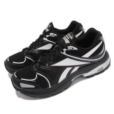 Reebok 慢跑鞋 Premier Road 運動 男鞋 輕量 透氣 舒適 避震 路跑 健身 黑 白 G58598