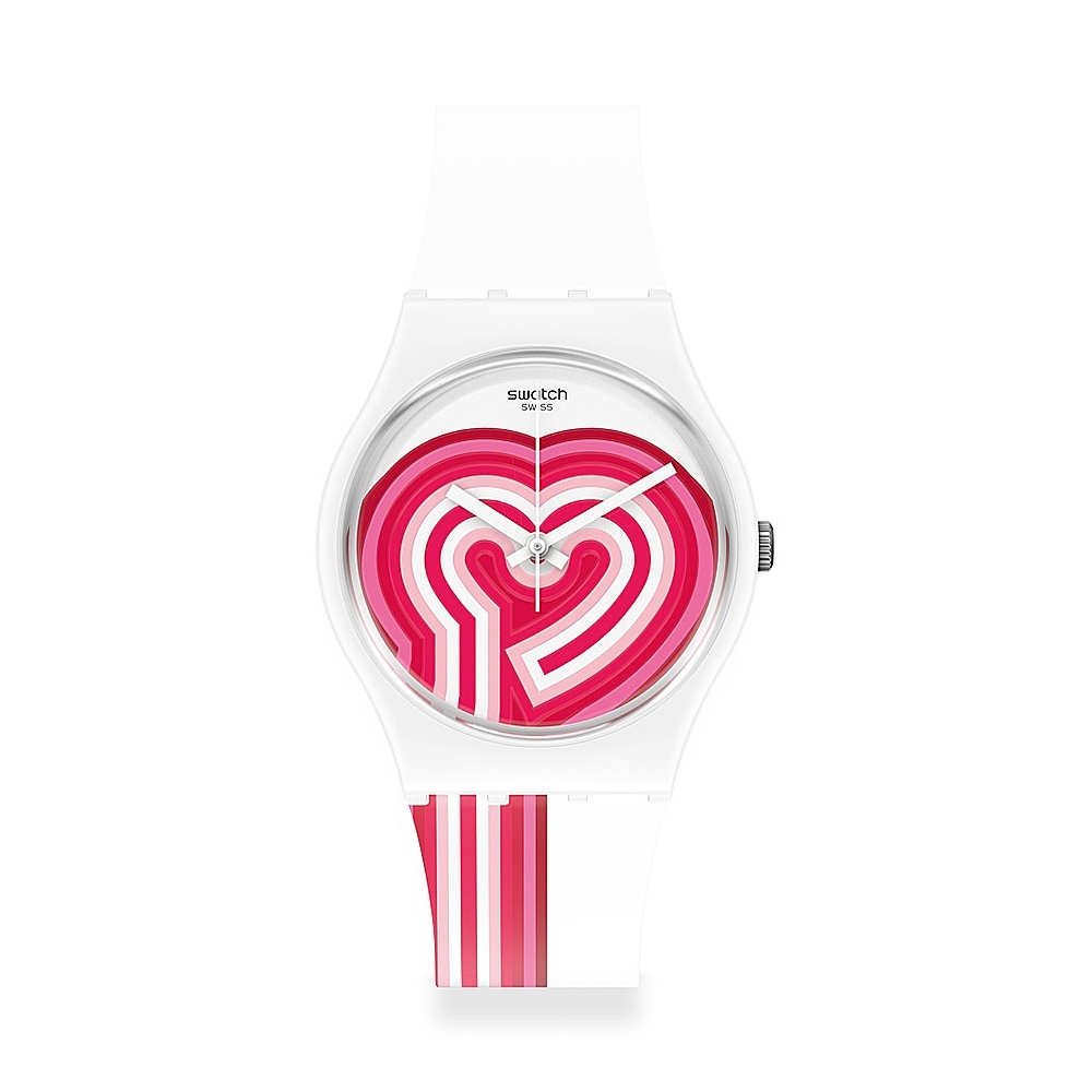 Swatch Gent 原創系列手錶 BEATPINK-34mm product image 1