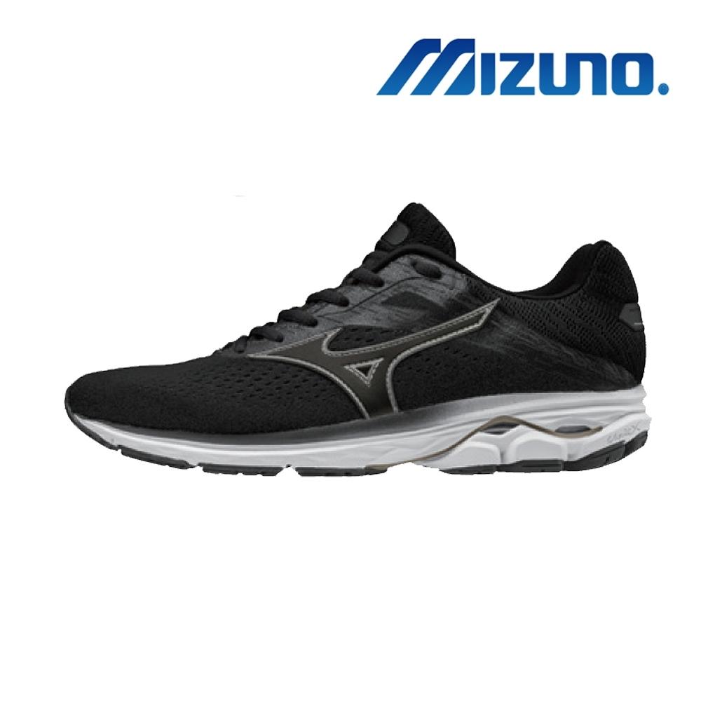 MIZUNO WAVE RIDER 23男慢跑鞋 超寬楦J1GC190409