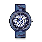 Flik Flak 兒童錶 NIGHT GUARDS 夜晚蝙蝠手錶