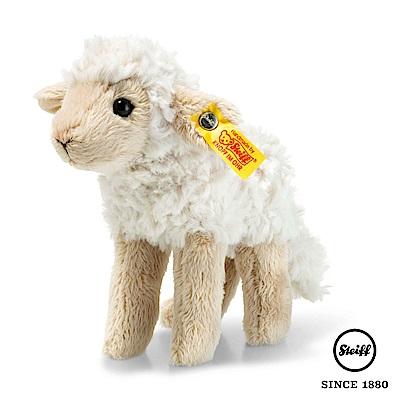 STEIFF德國金耳釦泰迪熊 小綿羊 Flocky Lamb(動物王國)