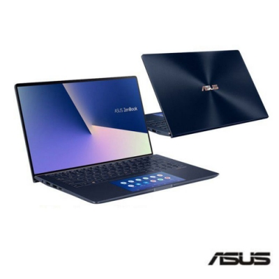 (送1TB行動硬碟組) ASUSPRO UX434FAC 14吋商用筆電 (i7-10510U/16GB/512G+Optane 32G/Win10Pro/ZenBook)