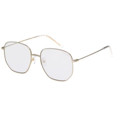 VEDI VERO 淺色鏡片 IU代言 太陽眼鏡 (金色)