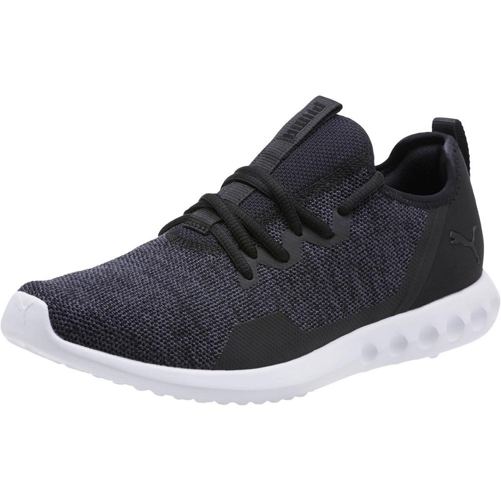 PUMA-Carson2XKnit男性慢跑運動鞋-黑色