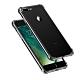 iPhone7Plus iPhone8Plus 手機殼 透明黑四角氣囊防摔手機殼 (iPhone7Plus手機殼 iPhone8Plus手機殼 ) product thumbnail 1