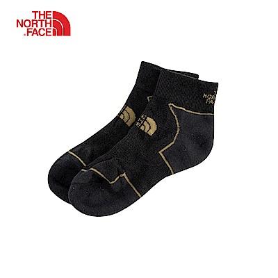 The North Face北面黑色舒適耐磨襪|2SKT7ZR