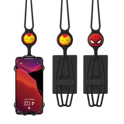 BONE - 頸掛手機綁二代-卡套 漫威款Marvel