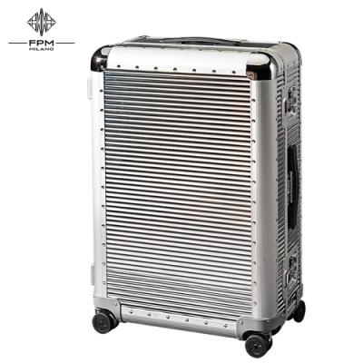 FPM MILANO BANK Reflective Steel系列 30吋行李箱 不鏽鋼