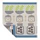 日本丸真 葡萄牙製創意北歐洗臉巾-咖啡豆 product thumbnail 1