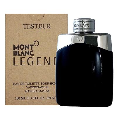 Montblanc Legend 傳奇經典男性淡香水 100ml Test 包裝