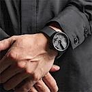 22四度空間水泥錶-死星二代款-42mm/PVD黑