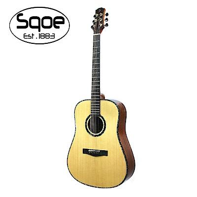 SQOE A2-V2 全單板高階民謠木吉他