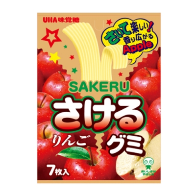 味覺糖 撕吧! 蘋果味軟糖(32.9g)