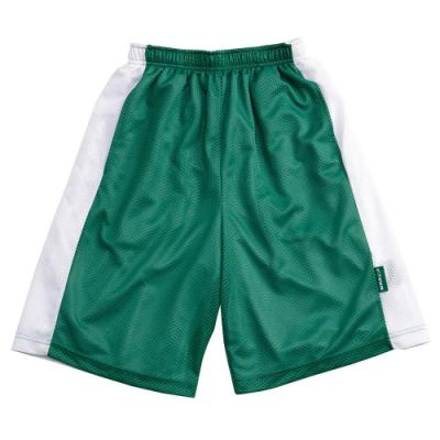 【V-TEAM】籃球短褲-綠