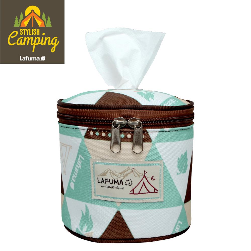 LAFUMA EQUIP 印地安風格紙巾收納盒