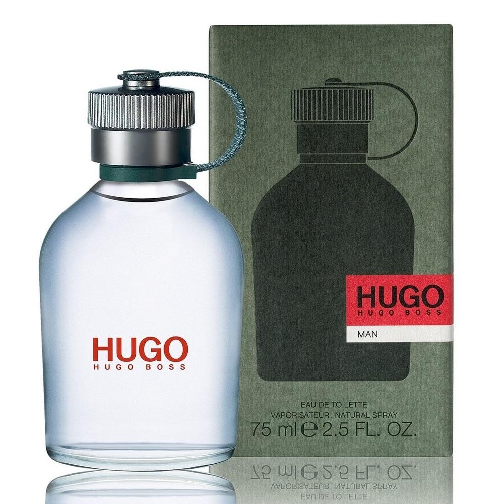 HUGO BOSS MAN 男性淡香水 75ml