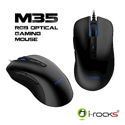 i-Rocks M35 RGB 光磁微動滑鼠