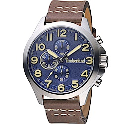 Timberland 極地探險 時尚腕錶(TBL.15026JS/03)46mm