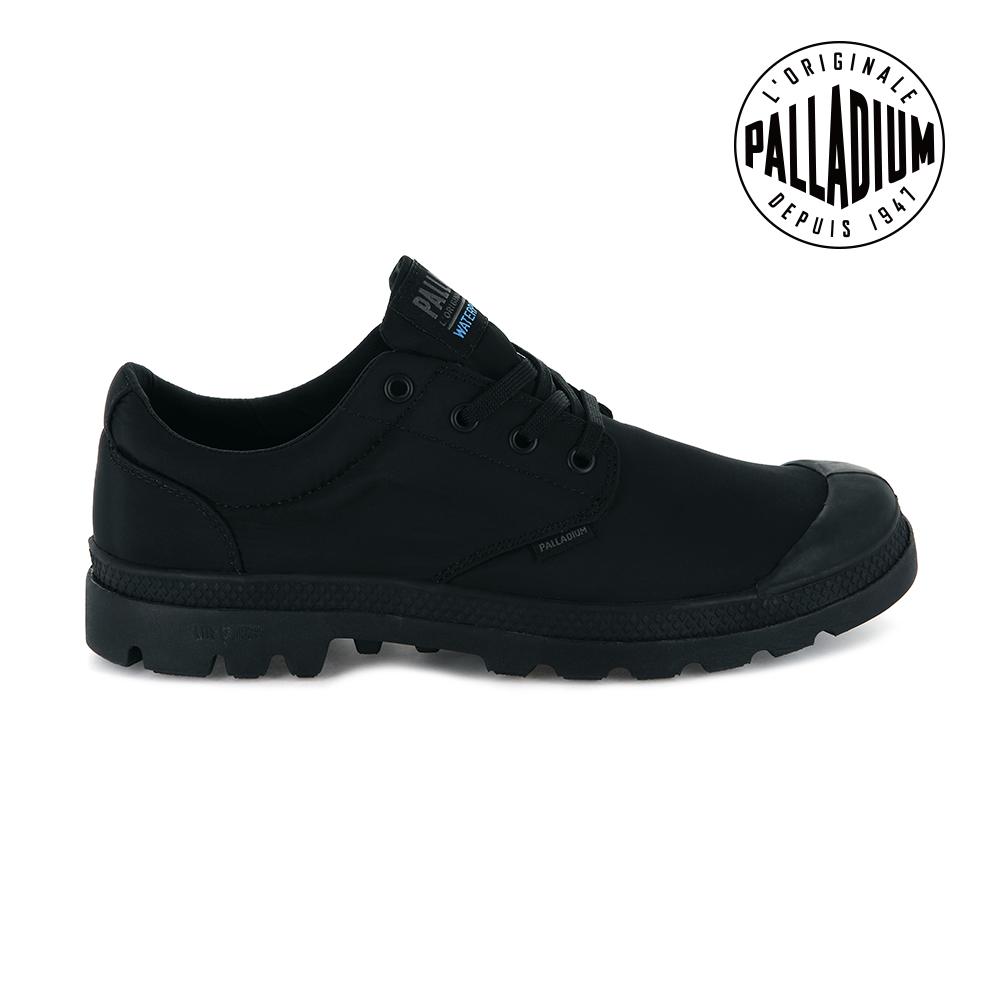 Palladium PAMPA OXPUDDLE LT+WP防水靴-女-黑