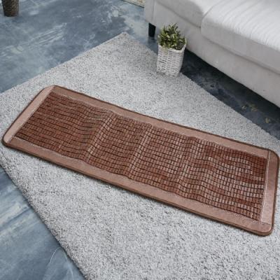 BUHO布歐 酷涼防滑三人碳化麻將坐墊(50x160cm)
