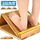 天然實木按摩拉筋板 (足部穴道腳底按摩器/多角度易筋板足筋板/顆粒拉筋版按摩墊/平衡板拉筋器) product thumbnail 1