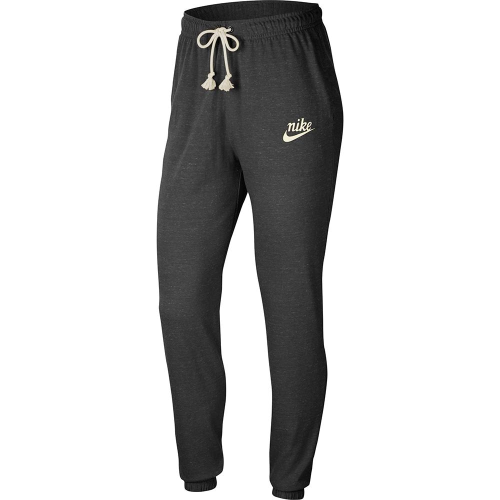 NIKE  慢跑 訓練 運動長褲  女款  雪花黑  CJ1795010  AS W NSW GYM VNTG PANT