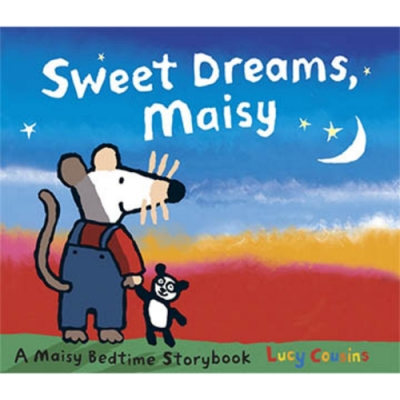 Sweet Dreams,Maisy 波波,祝你好夢!故事小書