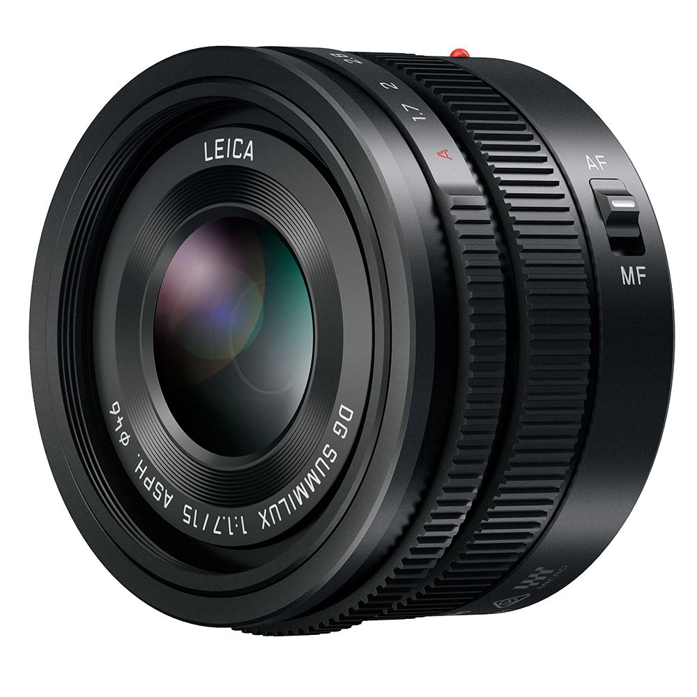 Panasonic LEICA DG 15mm F1.7大光圈定焦鏡(公司貨) product image 1