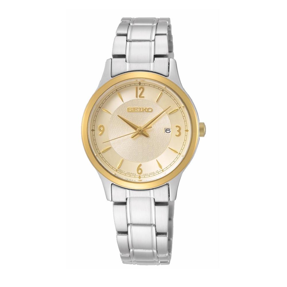 SEIKO精工 50周年紀念款三針女錶7N82-0JN0Y(SXDH04P1)