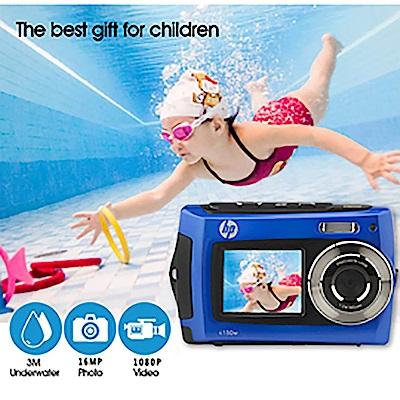 HP惠普防水極限運動海陸雙用攝影機暑夏兒童玩水最佳攝影神器 C150W_旅行必備的動