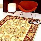 范登伯格 - 琥珀 進口地毯 - 鳳磐 (紅) (迷你款 - 70 x 105cm)
