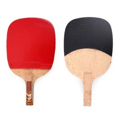 Nittaku 雷神桌拍 #1000-桌球拍 正手板 乒乓球拍 N-TTA-1000 紅咖啡