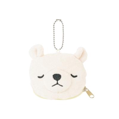 NEMU NEMU 幸運北極熊造型吊飾小包