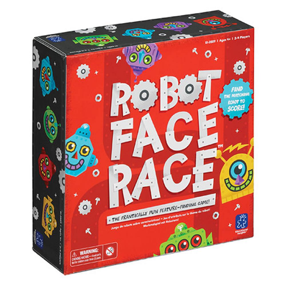 美國Educational Insights親子互動桌遊 - 找找機器人