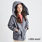 Little moni 3M科技羽絨保暖長外套(共2色)