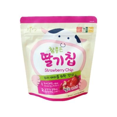 韓國【NATURAL CHOICE】動物園幼兒脆片 12M+ (草莓、蜜橘)