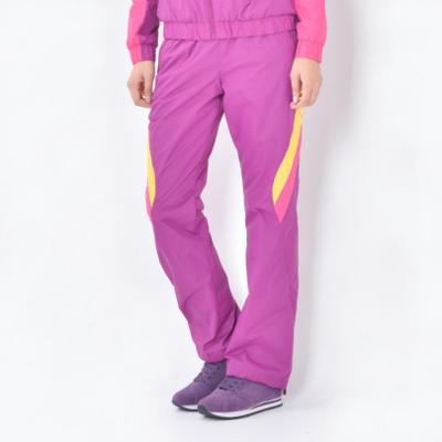 【V.TEAM】 女款風衣長褲-紫