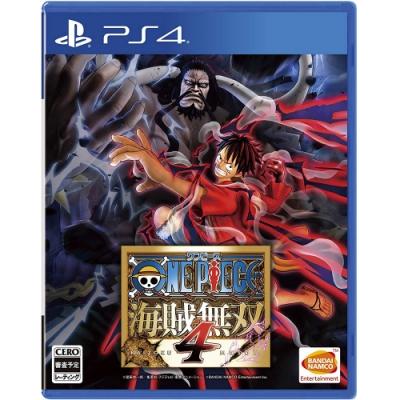 航海王:海賊無雙 4 -PS4中文一般版