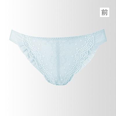 蕾黛絲-立提靠過來搭配低腰內褲M-EL(天使藍)