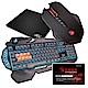 加碼贈滑鼠墊 A4 Bloody R80無線電競滑鼠+B318八光軸機械電競鍵盤 product thumbnail 1
