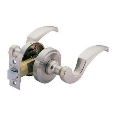 加安牌 LYK603 60mm 銀色 水平把手 防盜鎖 管型 把手鎖 水平鎖 板手 門鎖
